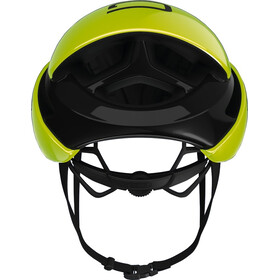 ABUS GameChanger Aero Helmet neon yellow